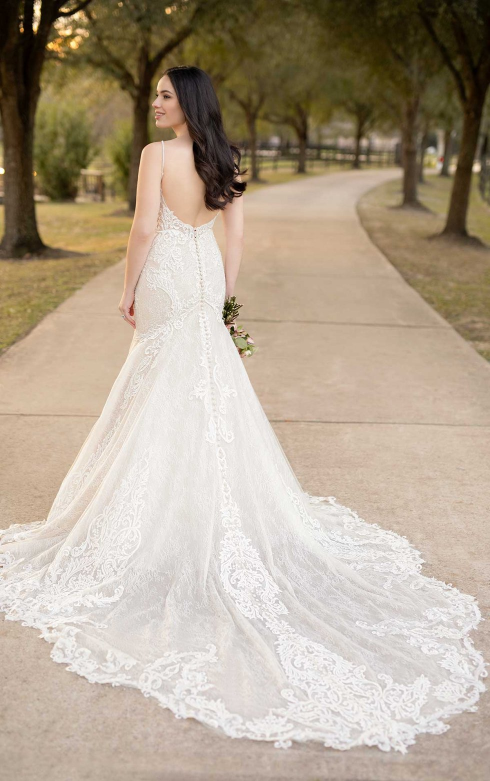 D1250 Monaco from Martina Liana from Emily Bridalwear in Sheffield