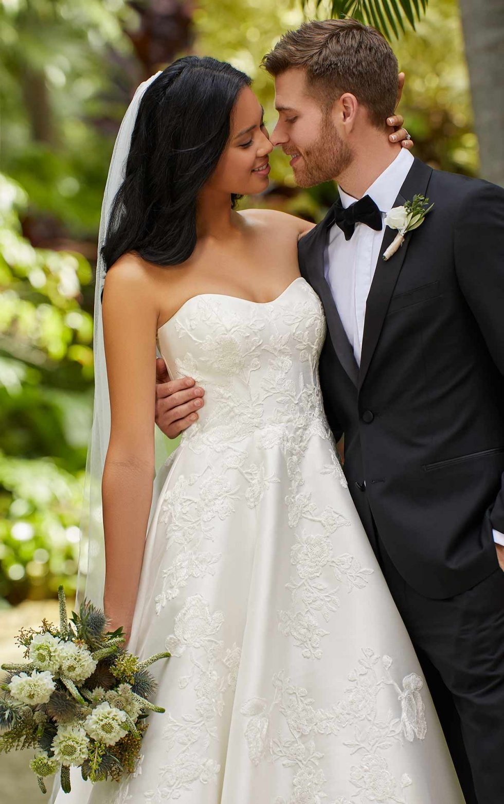 D3064 phoebe Essense of Australia available at Emily Bridalwear in Sheffield