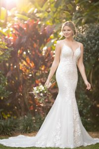 D3066 penny Emily Bridalwear Sheffield Essense of Australia