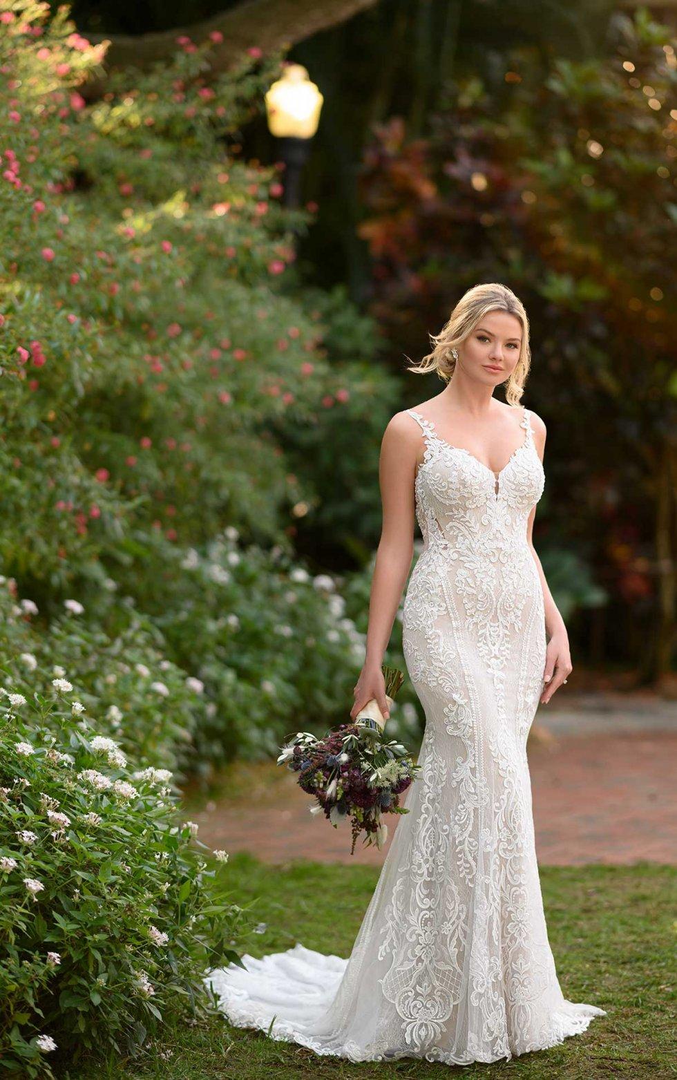 D3124 petra Essense of Australia Emily bridalwear sheffield
