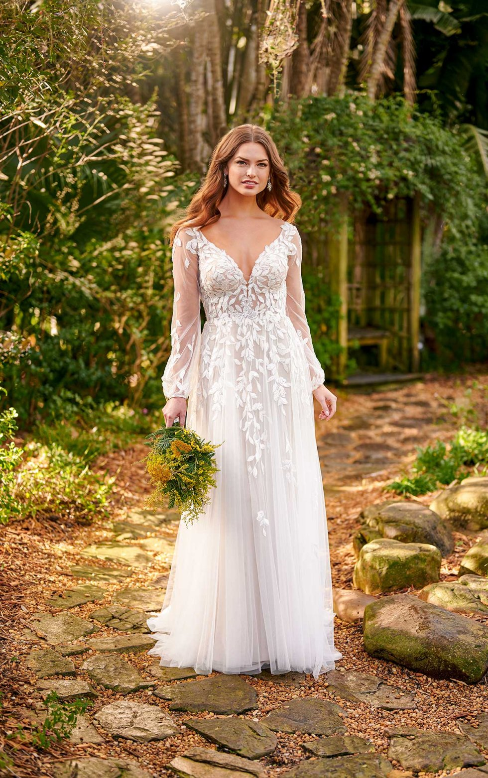 D3145 Serephene Essense of Australia Avaialble at emily Bridalwear