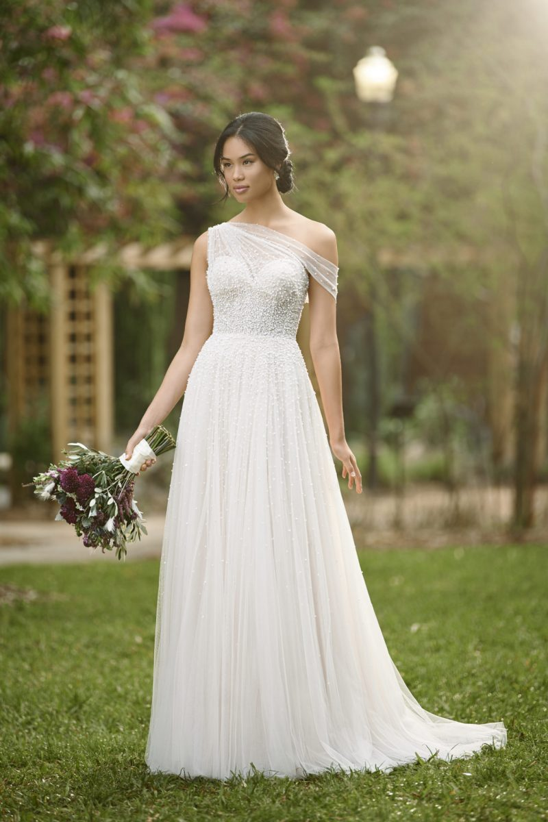 Gabriella D3195 from Essense of Australia available at Emily bridalwear in Sheffield