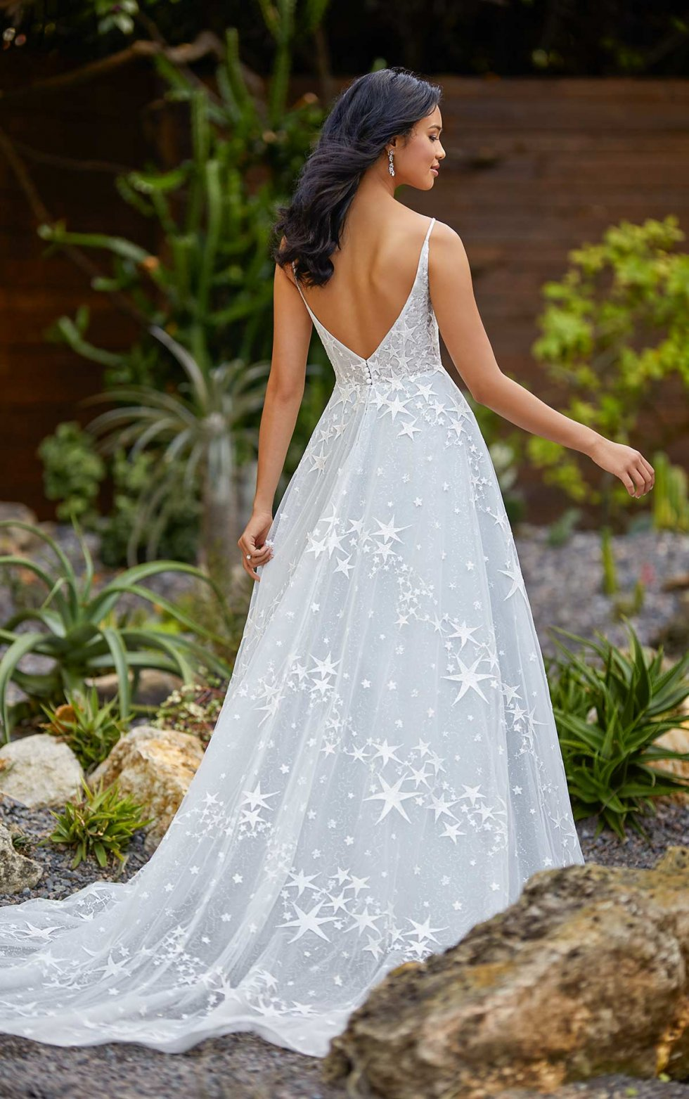 D3209 Starr from Essense of Australia available at Emily bridalwear in Sheffield