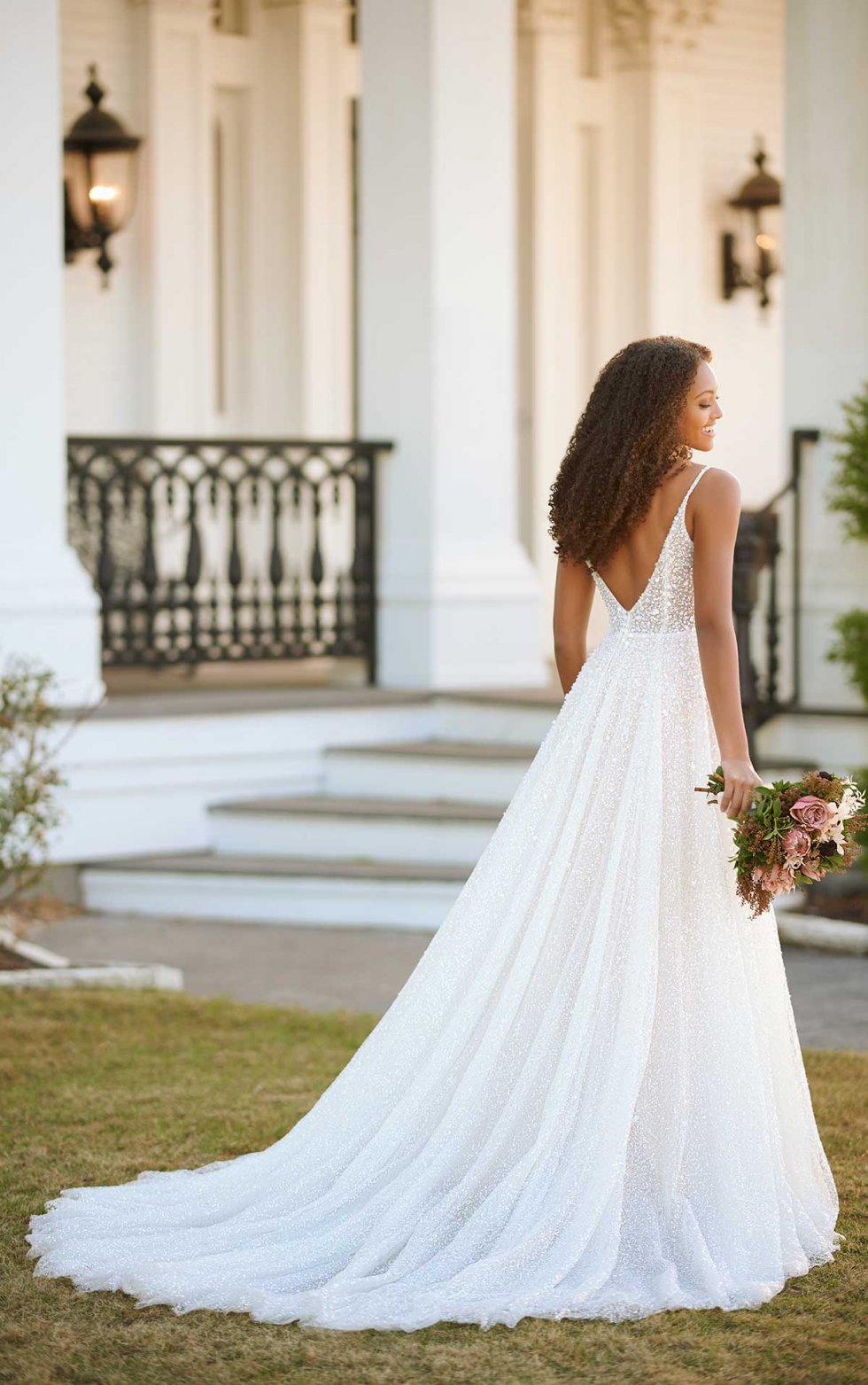 Manelli 1279 from Martina Liana available at emily Bridalwear in Sheffield