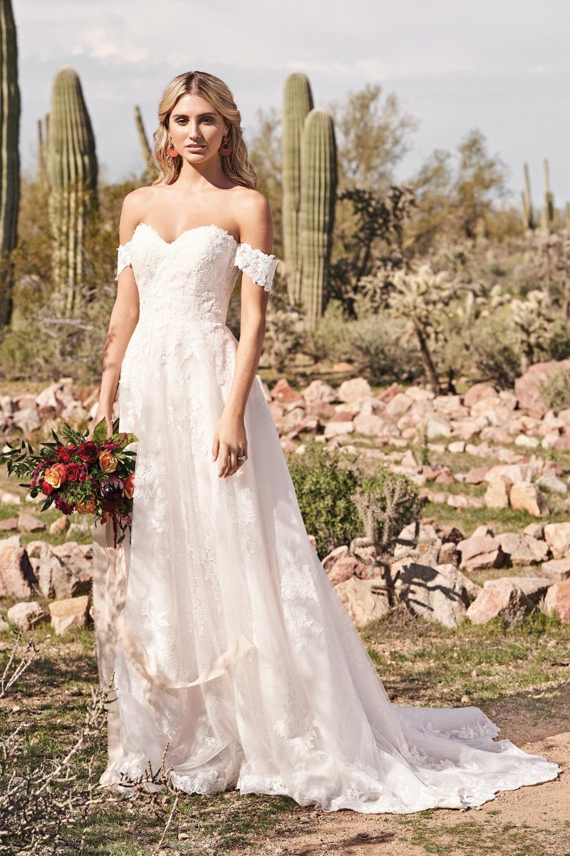 Lana 66165 from Lillian west available at Emily Bridalwear