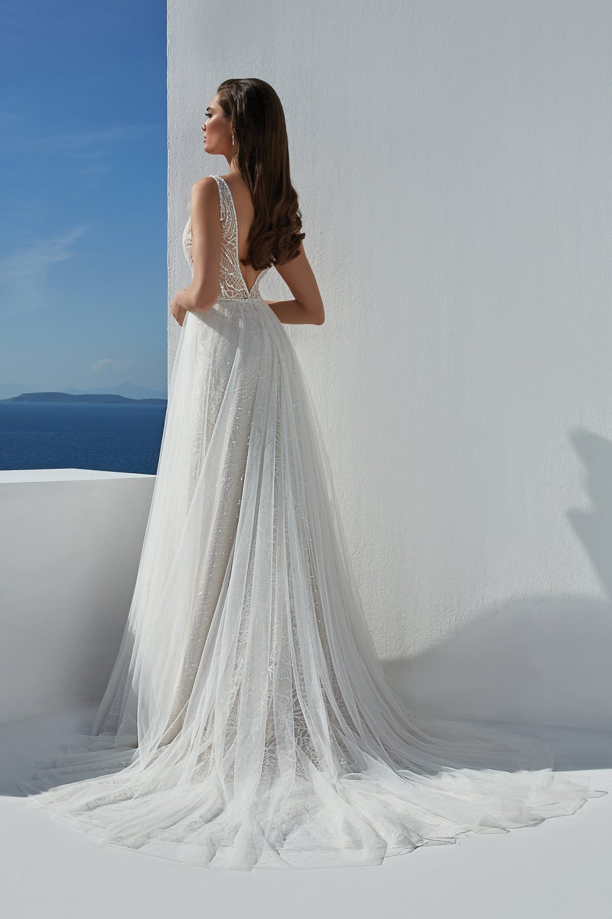 88179 Brandy from Justin Alexander available at Emily Bridalwear in Sheffeld