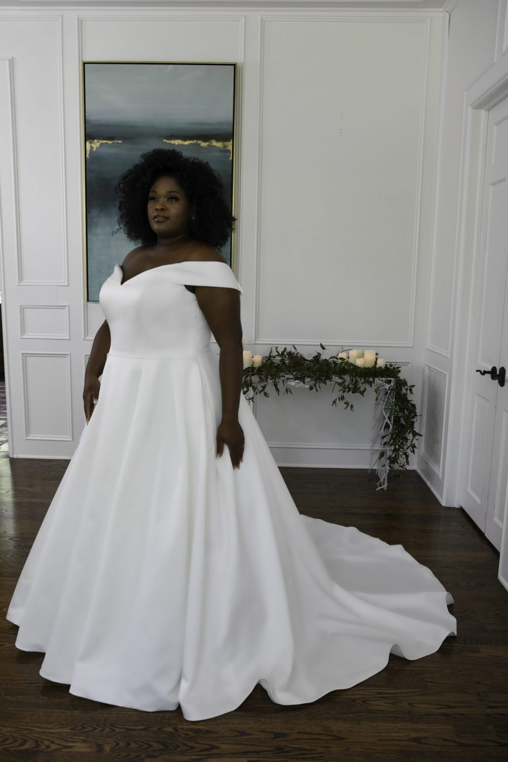 Bea D3232 from Essense of Australia available from Emily Bridalwear Sheffield