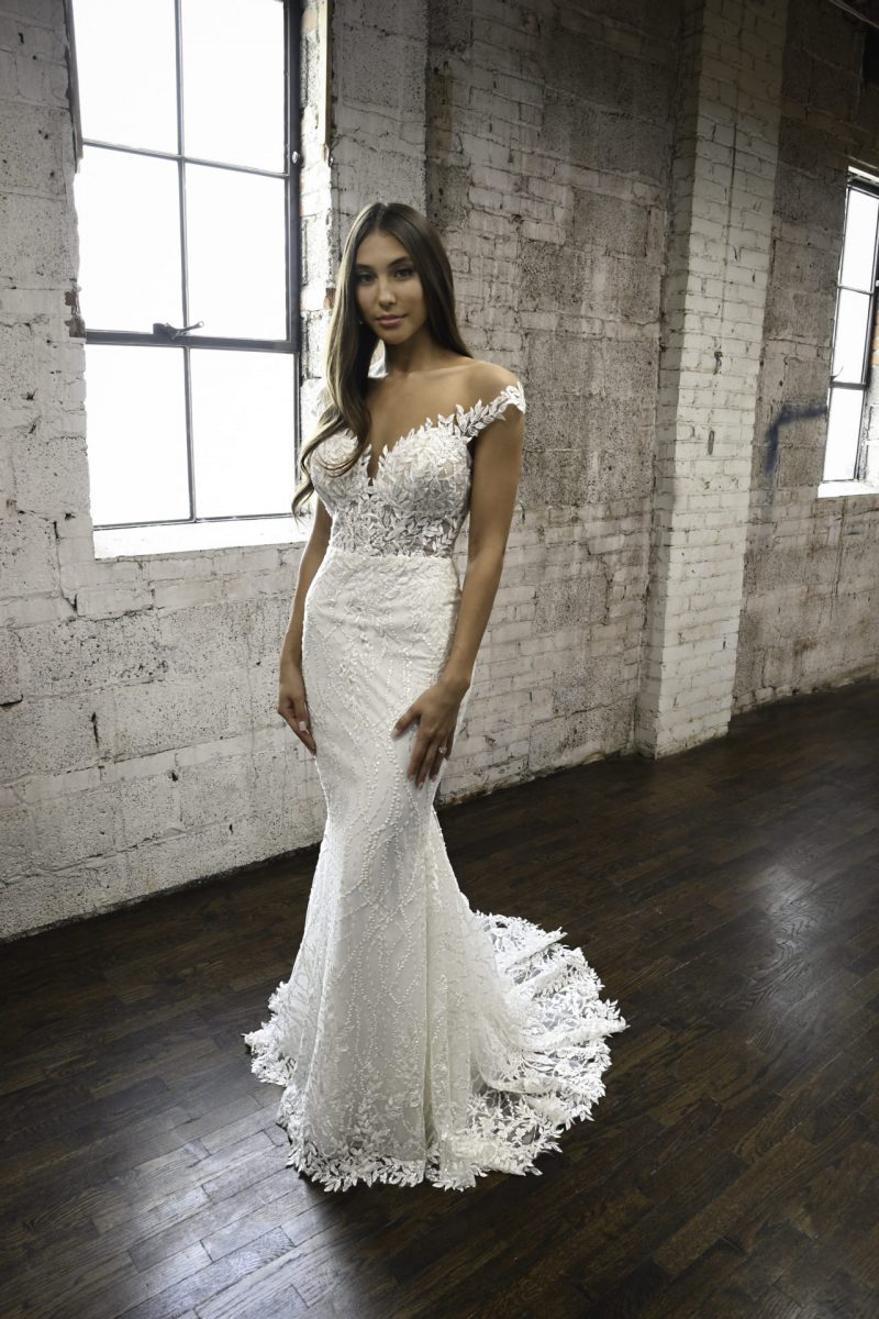 Martina Liana 1303 Miley +without overskirt | Wedding Dresses | Emily Bridalwear