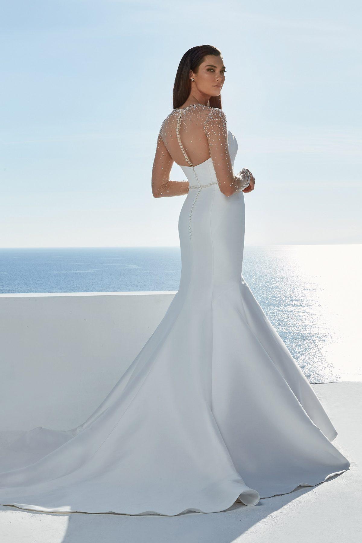 Justin Alexander Blaire 88171 | Wedding Dresses | Emily Bridalwear