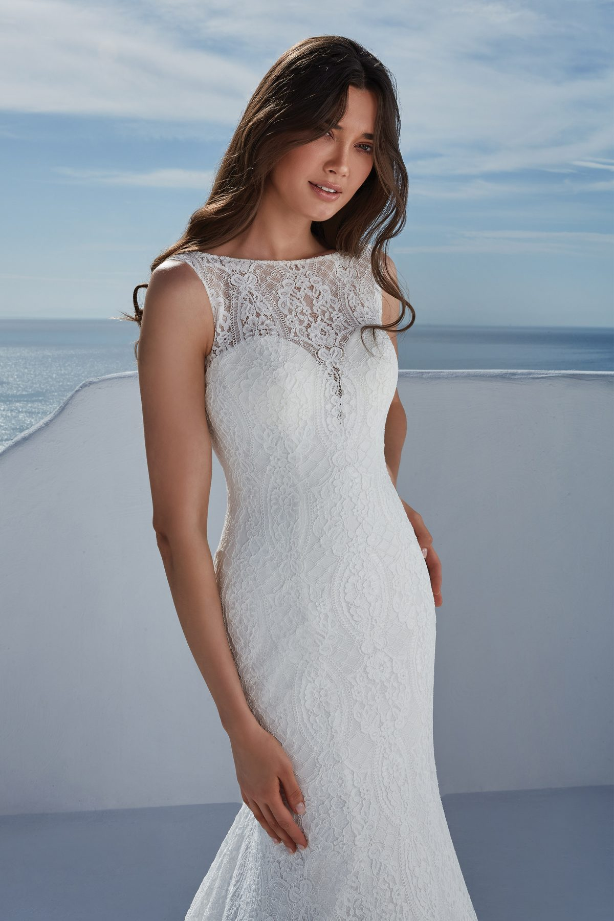Justin Alexander Briony | Wedding Dresses | Emily Bridalwear