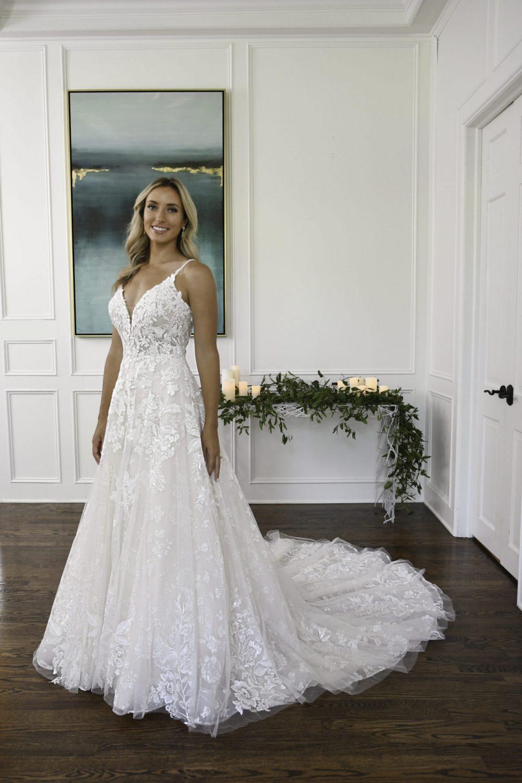 Essense of Australia Carrie D3157 | Wedding Dresses | Emily Bridalwear