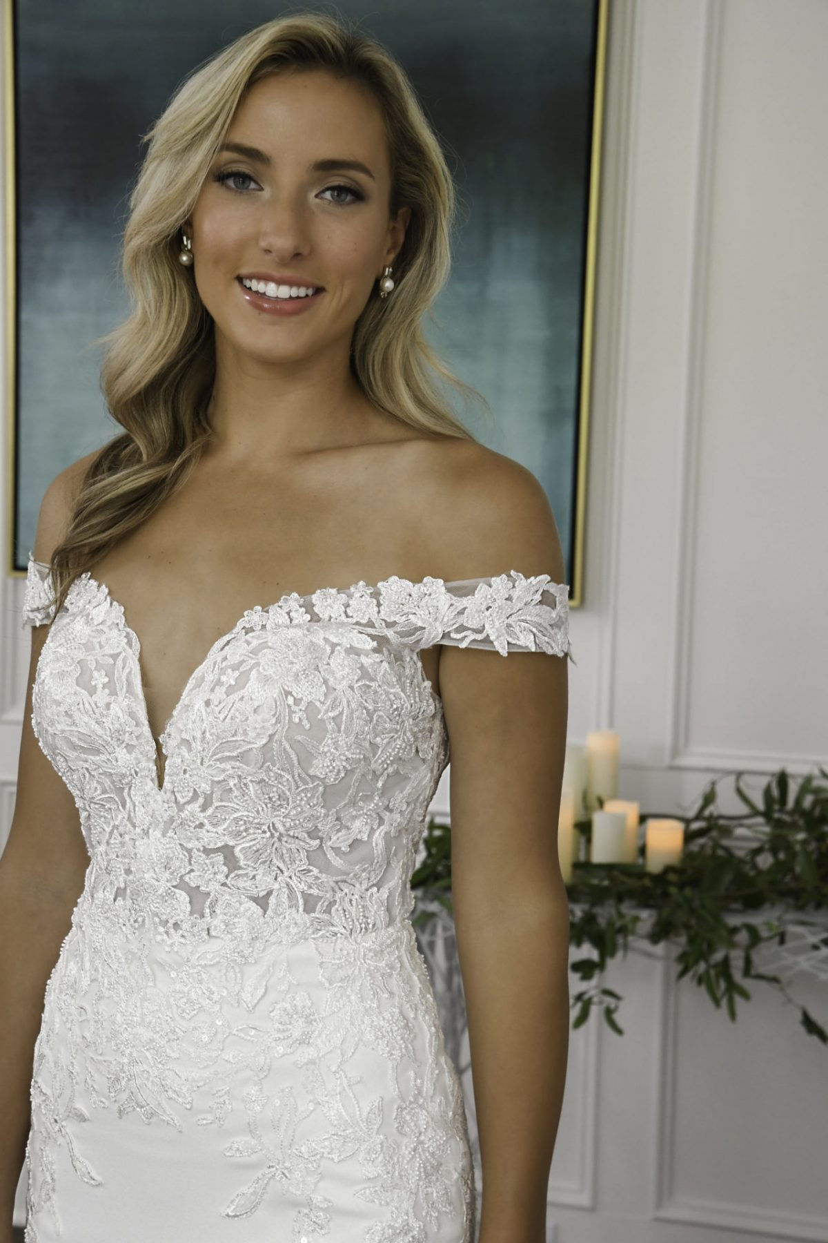 Darcie 3247 Essense of Australia | Wedding Dresses | Emily Bridalwear