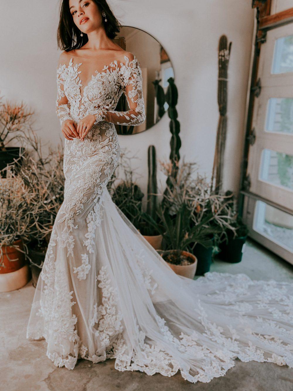 Dakota 3284 Essense of Australia | Wedding Dresses | Emily Bridalwear