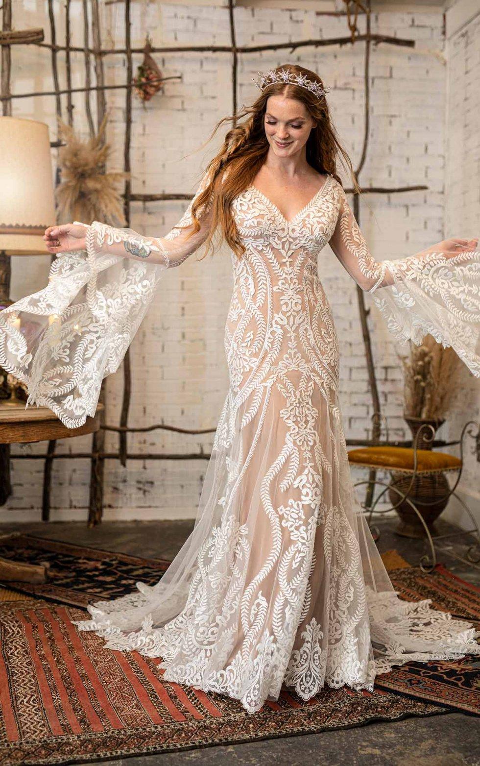 All who wander lenox | Wedding Dresses | Emily Bridalwear