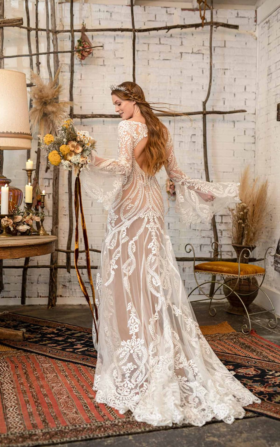 All who wander lenox | Wedding Dresses | Emily Bridalwear