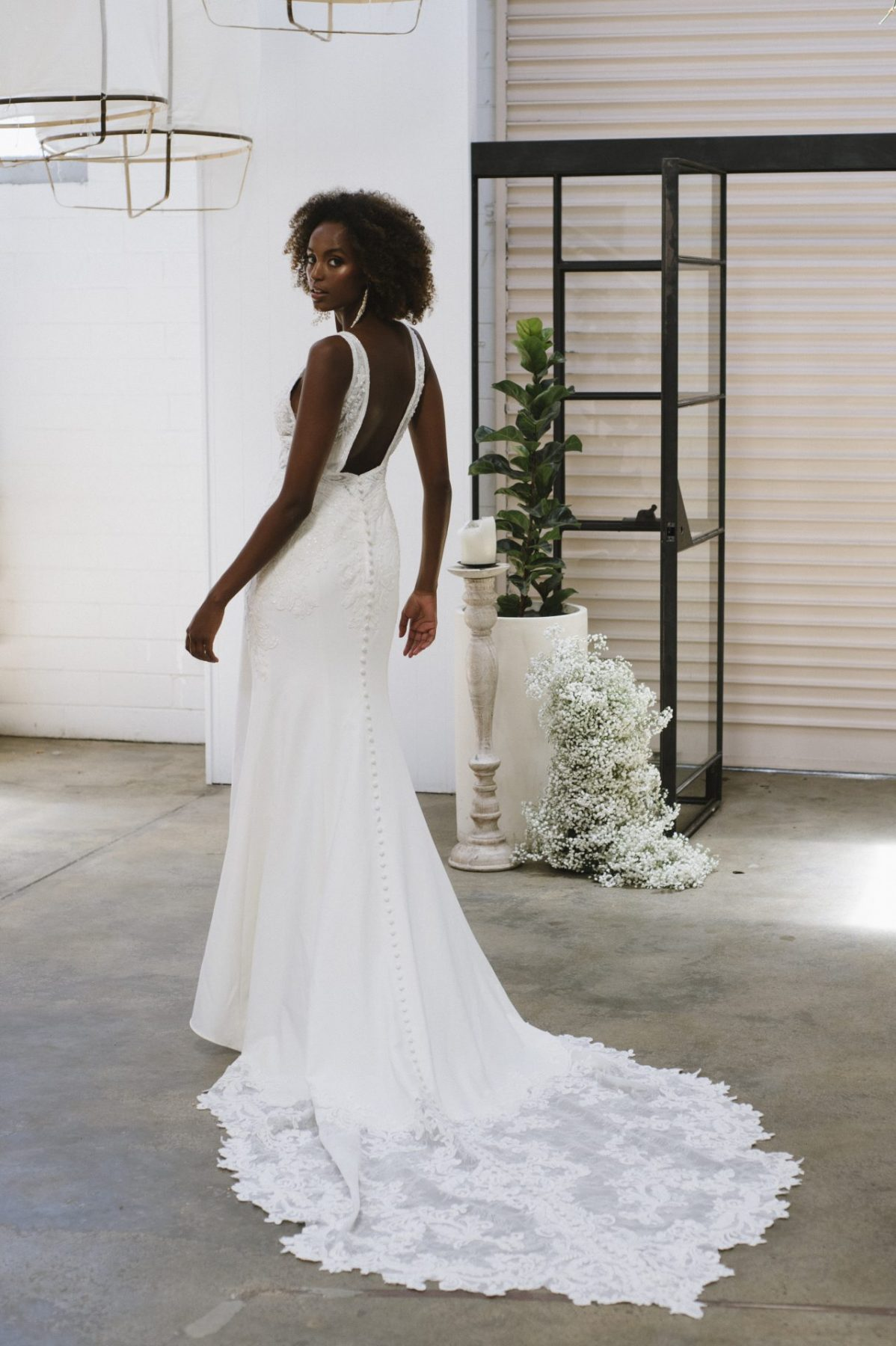Frankie D3254 from Essense of Australia available at Emily Bridalwear in sheffield